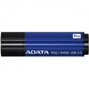USB flash drive AData S102 Pro 64GB USB 3.0 Titanium Blue