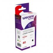 weCare Cartridge Canon PG-40 Zwart