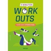 Sporttrader 5 Minuten Workouts voor een sterke rug