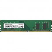 DDR4, 4GB, 2666MHz, Transcend, U-DIMM, 1Rx16, CL19 (JM2666HLD-4G)