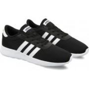 ADIDAS LITE RACER Running Shoes For Men(Black)