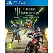 PS4 Monster Energy Supercross: The Official Videogame