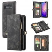Bolsa Multifuncional Caseme 2-em-1 para Samsung Galaxy S10 - Preto