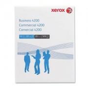 Бяла копирна хартия Xerox Business А4, 80гр., 500л.