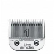 Profesionální střihací hlavice Andis UltraEdge 1 s výškou střihu 2,4 mm 64070