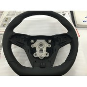 Genuine VF HSV Steering Wheel Leather 2013-2017 Black With Silver...