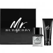 Burberry Mr. Burberry Комплект (EDT 50ml + SG 75ml) за Мъже