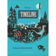 Timeline Activity Book by Peter Goes
