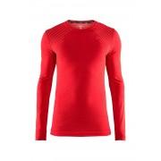 Мъжка фланела CRAFT Fuseknit Comfort Red