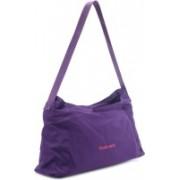 Fastrack Purple Hand-held Bag