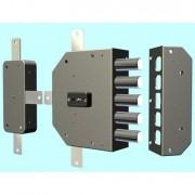 Cr serrautre serrature da applicare art.2300 senza scrocco sx 60 mm