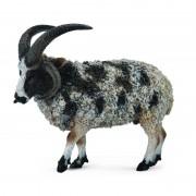 Figurina Jacob Sheep L Collecta, 8.4 x 7.6 cm
