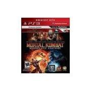 Jogo Mídia Física Mortal Kombat Komplete Edition Para Playstation 3