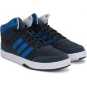 ADIDAS NEO PARK ST KFLIP MID Sneakers For Men(Navy, White)