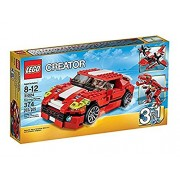 Lego Roaring Power, Multi Color