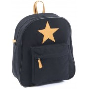 Smallstuff Ryggsäck Star Large, Black