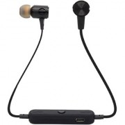 HITECH HT31B Wireless Sports Bluetooth Earphones (Black)