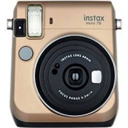 Fuji Instant Camera Instax Mini 70 Gold 10 Shots