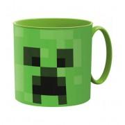 Minecraft micro bögre zöld
