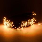 decoLED LED șirag luminos - 40 m, 200 LED alb cald