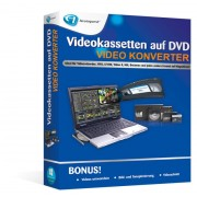 Videokassetten auf DVD Video Konverter Software