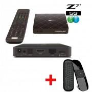 FORMULER Z7 + 5GHz WIFI IPTV , Fjärrkontroll med mus och tangentbord