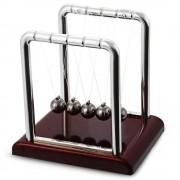 Newton Boule D'équilibrage De Berceau Cinétique En Acier Ball Balance Pendule Jouet Cadeau