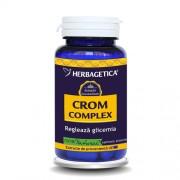 Crom Complex (60 cps.) - pentru funcționarea normală a organismului