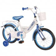 """Volare - Paisley 16"""" Girls Bicycle"""