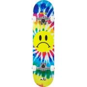 Enjoi Komplett Skateboard Enjoi (Frowney Tie Dye)