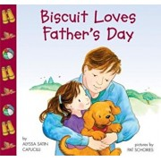 Biscuit Loves Father's Day, Paperback/Alyssa Satin Capucilli