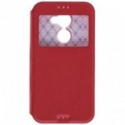 Husa Vodafone Smart N8 Flip IceEvo Rosu