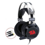 HEADPHONES, Redragon Siren H301, 7.1 Channel, Gaming, Black