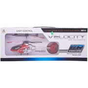 Crazy Toys Big Size Remote Control 3 D Helicopter Durable King and 3 D Lights (Toys29++088)