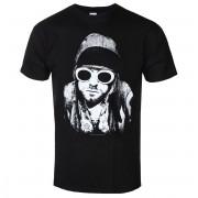 Tricou bărbătesc KURT Cobain - ONE COLOUR - PLASTIC HEAD - RTKCO0115