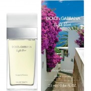 Dolce & gabbana light blue escape to panarea eau de toilette 25ml spray