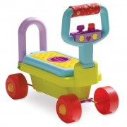 Taf Toys 4-in-1 Trolley Developmental Walker 10205