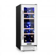 Klarstein Vinovilla 17 двузонов охладителза вино (HEA8-Vinovilla17-WH)
