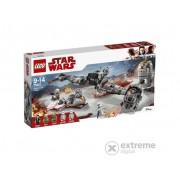 LEGO® Star Wars ™ Apararea planetei Crait 75202