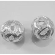 Bile cu gauri 7mm, Argint 925