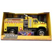 Tonka Mighty Motorized Tough Cab Fire Pumper Yellow