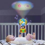 Proiector muzical cu telecomanda Balon Balloo
