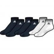 șosete adidas T Corp gleznă 3p E17420