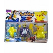 Set 3 Figurine Pokemon seria Xy Flashfire