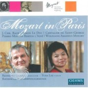 Video Delta Mozart/Bach/Leduc - Mozart In Paris - CD