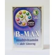Dr. Chen B-max Multivitamin tabletta 40 db