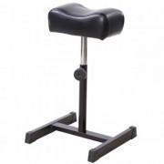 Suport scaun pedichiura salon negru