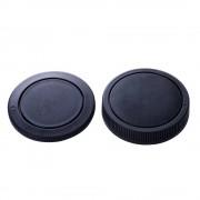 Micnova LBC-CM Camera Body Cover Rear Lens Cap for Canon Mirrorless SLR - Capac obiectiv pt. Canon Mirrorless