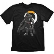 Тениска Overwatch Reaper Logo, Gaya Entertainment, XXL
