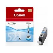 Canon Cartucho de tinta Original CANON CLI521C Cián para PIXMA iP3600, iP4700, MP540, MP550, MP560, MP620, MP630, MP640, MP980, MP990, MX860, MX870